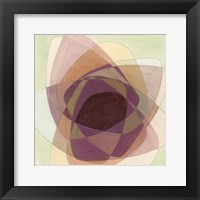 Framed Rose Facet II