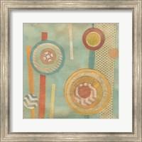 Framed Bits & Pieces I