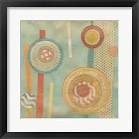 Bits & Pieces I Framed Print