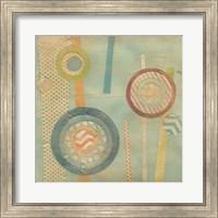 Framed Bits & Pieces IV