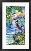 Beach Comber II Framed Print