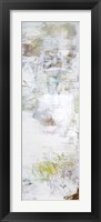 White Shoes II Framed Print