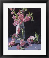 Framed Quince & Ruby II