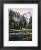 Framed Cure of the Rockies