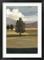 Framed Mountain Range II