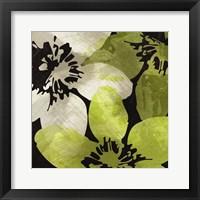 Framed Bloomer Tiles V