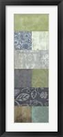 Zen Panel I Framed Print