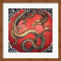 Framed Dragon