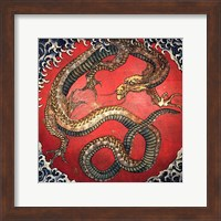 Framed Dragon