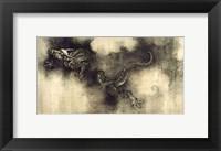 Framed Nine Dragons