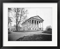 Framed Capitol, Richmond, Va.
