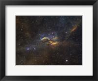 Framed Propeller Nebula