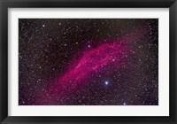 Framed California Nebula