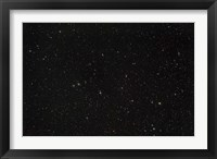 Framed Widefield view of the constellations Virgo and Coma Berenices