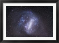 Framed Widefield view of the Large Magellanic Cloud