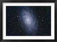 Framed Triangulum Galaxy