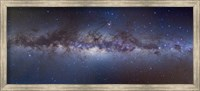 Framed Panorama view of the center of the Milky Way