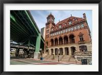 Framed Richmond virginia architecture