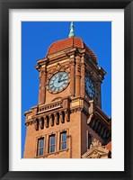 Framed Main street station, Richmond, VA