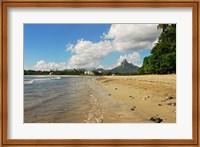 Framed Calm Beach, Tamarin, Mauritius