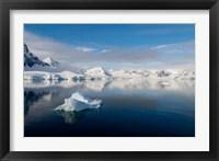 Framed Antarctica