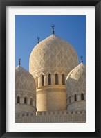 Framed Abu-Al-Abbas Mursi Mosque, Alexandria, Egypt