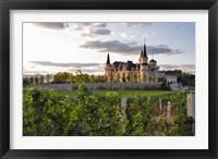 Framed Chateau Changyu AFIP Global winery, Ju Gezhuang Town, China