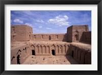 Framed Abandoned Fortress, Morocco