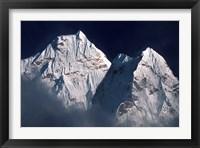 Framed Ama Dablam, Nepal
