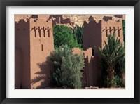 Framed 17th Century Kasbah Amerhidi, Morocco