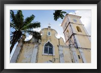 Framed Church of Our Lady of Conception, Inhambane, Mozambique