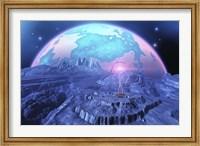 Framed Colony on Alien Moon