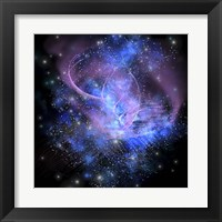 Framed spacial phenomenon in the cosmos