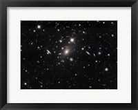 Framed Abell 2666 Galaxy cluster