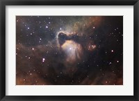 Framed Cave of IC1848