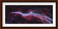 Framed Witch's Broom Nebula