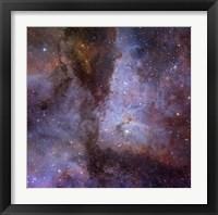 Framed Eta Carinae Nebula