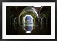 Framed MOROCCO, EL, JADIDA, Portuguese Fortress, Cistern