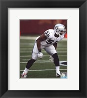 Framed Khalil Mack 2014 Action