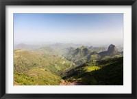 Framed Landscape, Gondar, Ethiopia