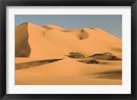 Framed MOROCCO, Tafilalt, MERZOUGA: Erg Chebbi Desert
