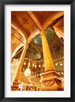 Framed Muhammad Ali Mosque, Cairo, Egypt