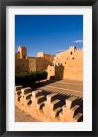 Framed Ribat fort, monastery, Sousse, Monastir, Tunisia