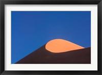 Framed Sossosvlei Dune Ridge, Namib-Naukluff Park, Namibia