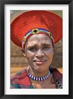 Framed South Africa, KwaZulu Natal, Shakaland, Zulu tribe
