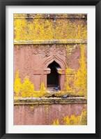 Framed rock-hewn churches of Lalibela, Ethiopia