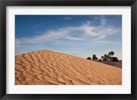 Framed Great Dune, Tunisia