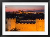 Framed Medina, Tunisia