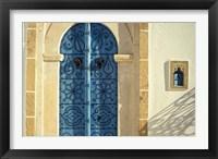 Framed Traditional Door Decorations, Tunisia