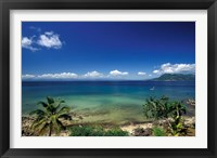 Framed White Sand Beaches and Crystal Clear Waters, Madagascar